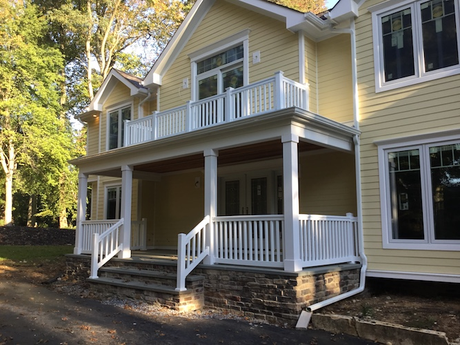 Front Porches & Porticos