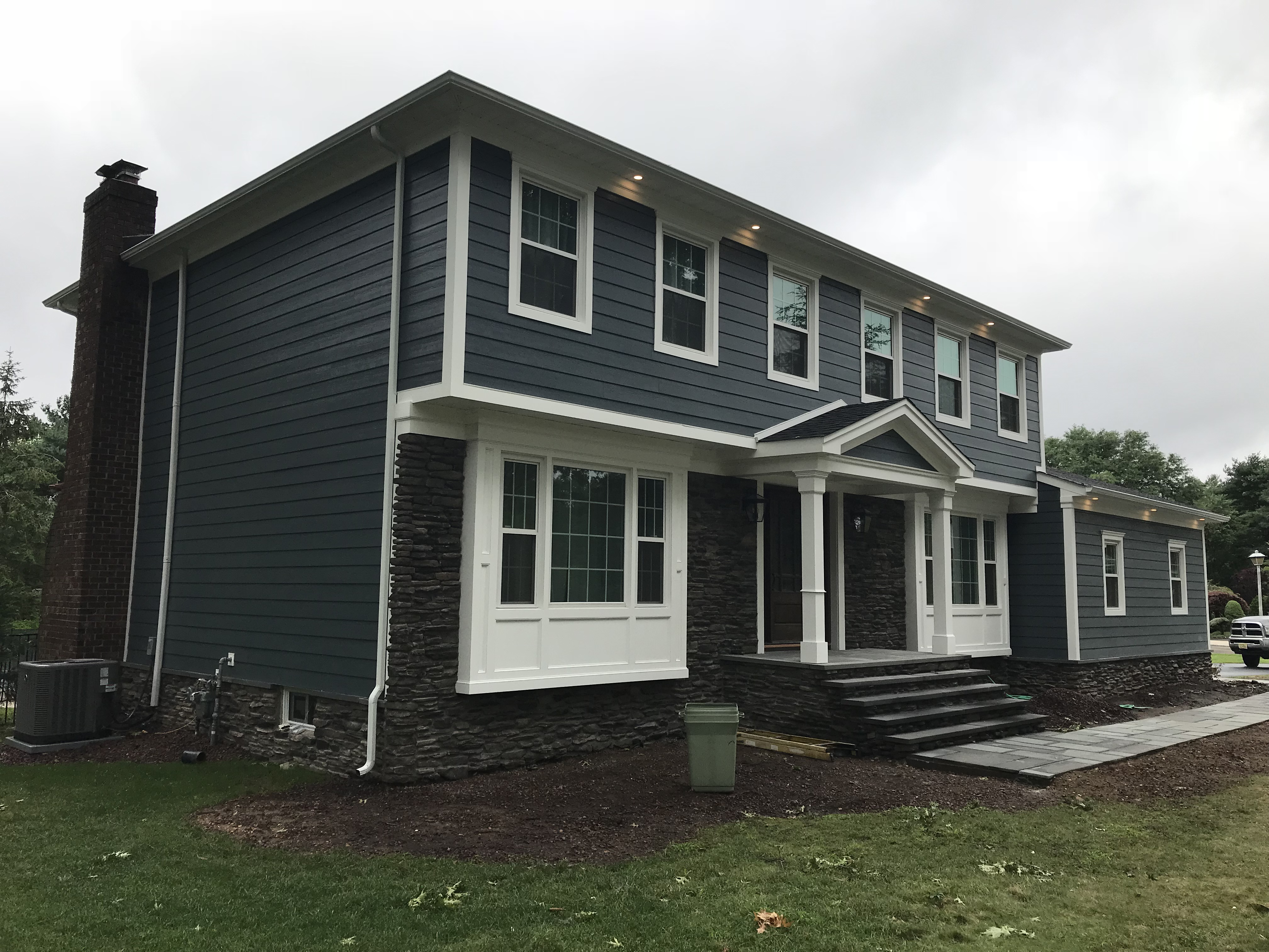 Complete Exterior Renovation
